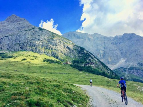 Mountain Bike Karwendel Route Classic MTB Munich Alps Tour