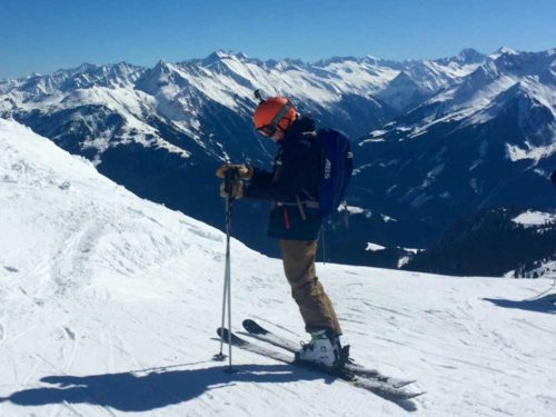 Ski Tours from Munich to Alpine Backcountry Bavarian Alps